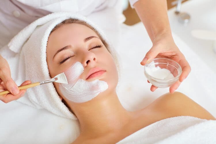 advanced facial treatment - microdermabrasion Melbourne