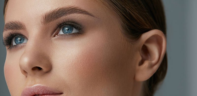 Brow Shaping and Tinting - lash-lifting-and-tinting - Microdermabrasion Melbourne Treatment