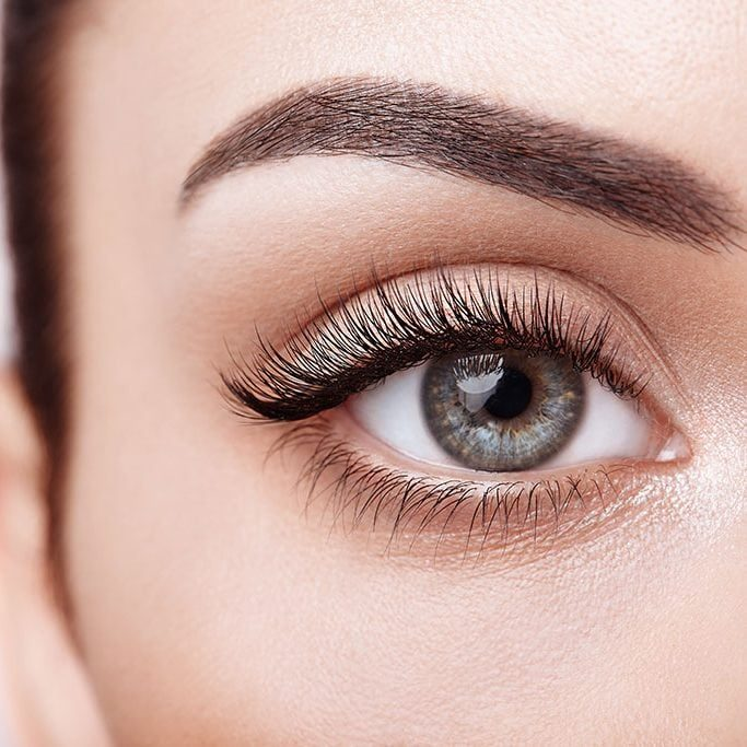Eye lash lift and tinting innovation